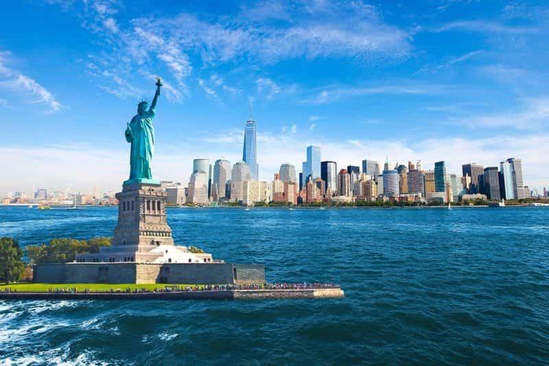 new york statue of liberty 800x533 - Ню Йорк, САЩ
