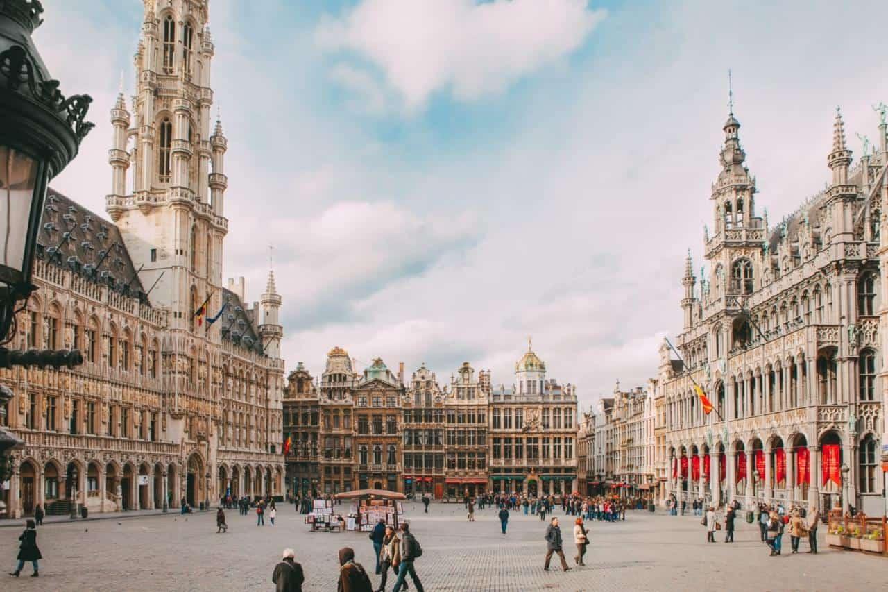 brjuksel - Брюксел