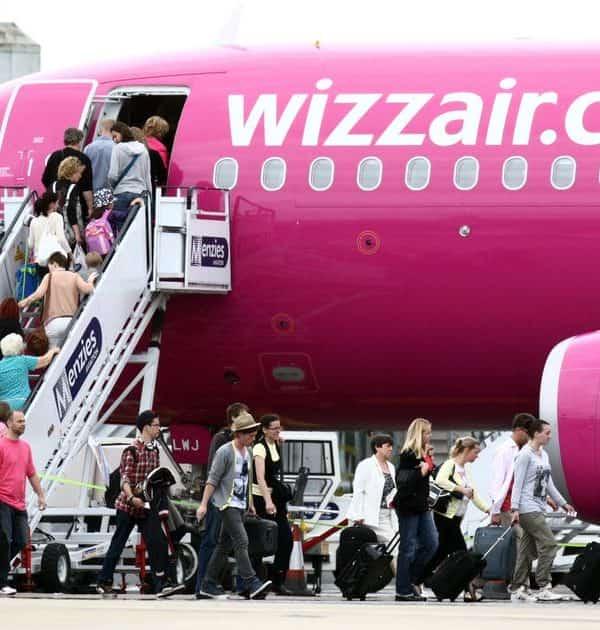 WizzAir се връща на пазара на вътрешни полети в България