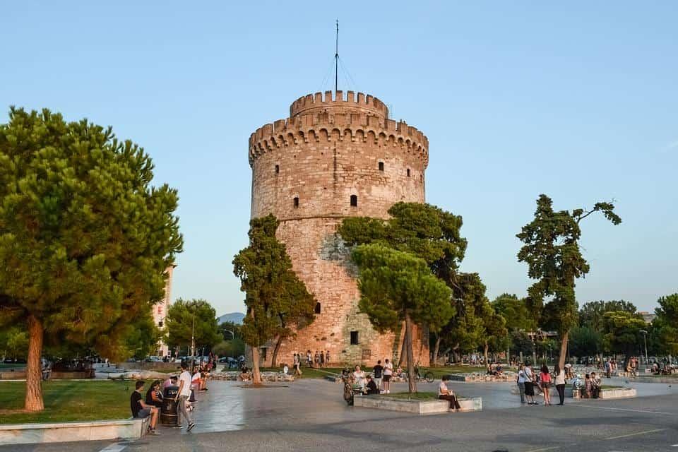 Евтини самолетни билети до Солун