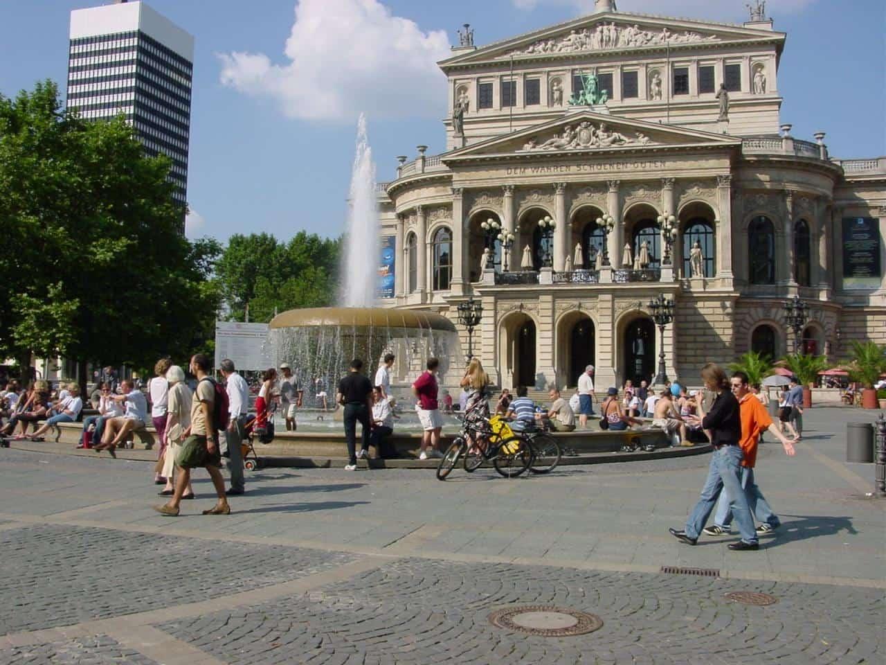 frankfurt - Франкфурт