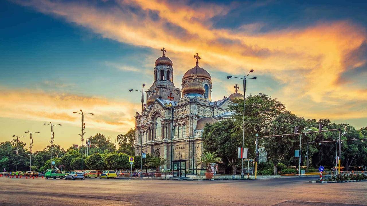Евтини самолетни билети София-Варна