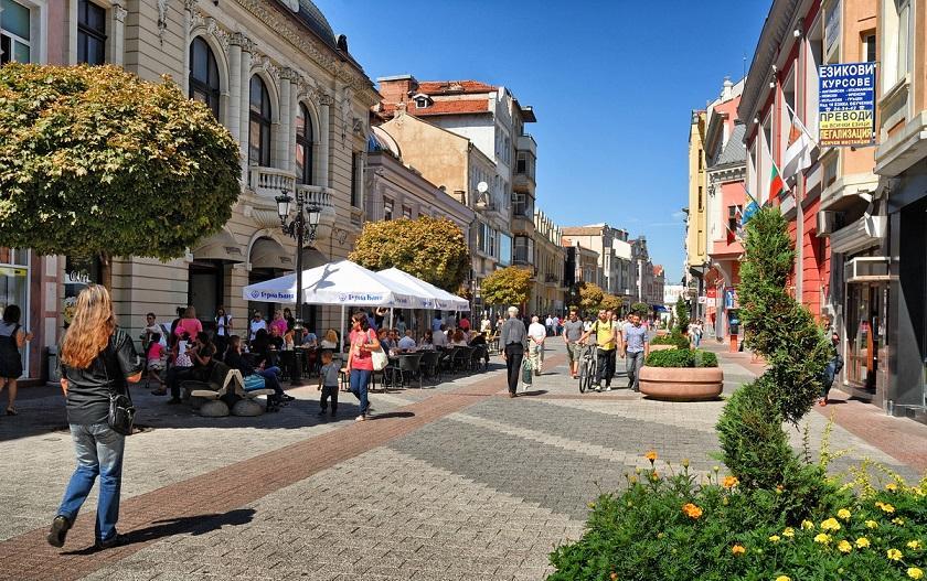 1 - Пловдив