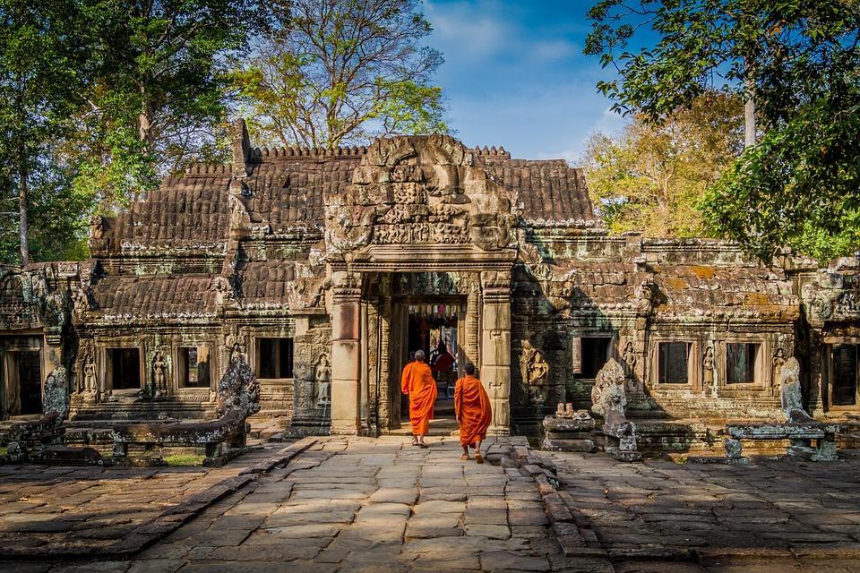 полети до Камбоджа 4 - Камбоджа