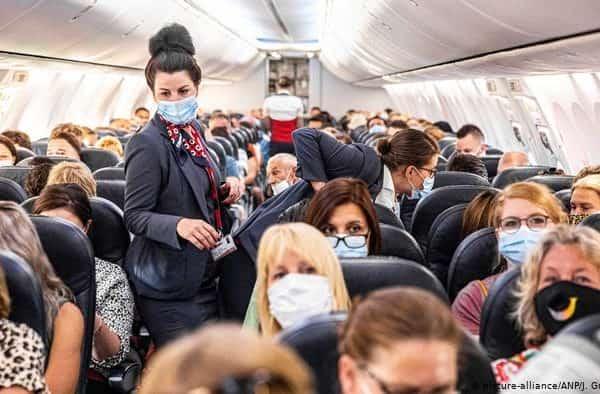 Коронавирус меркии полети