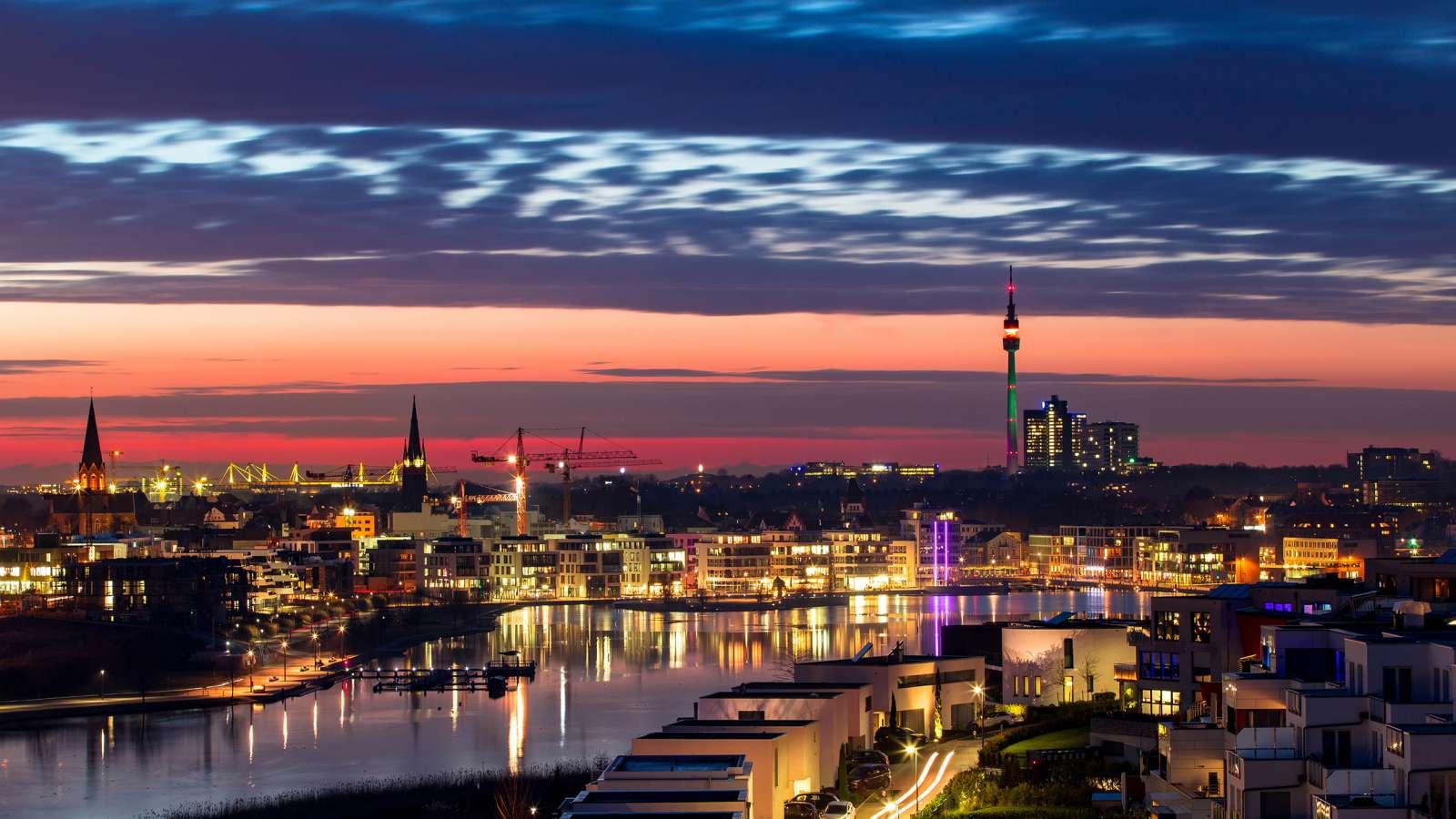 Евтини самолетни билети до Дортмунд