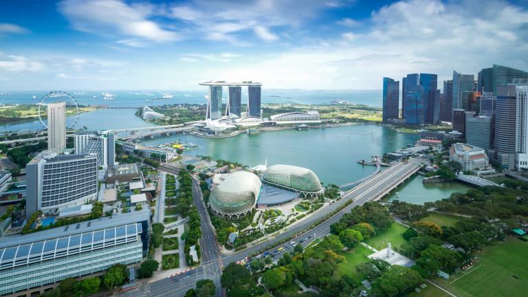 Евтини полети до Сингапур
