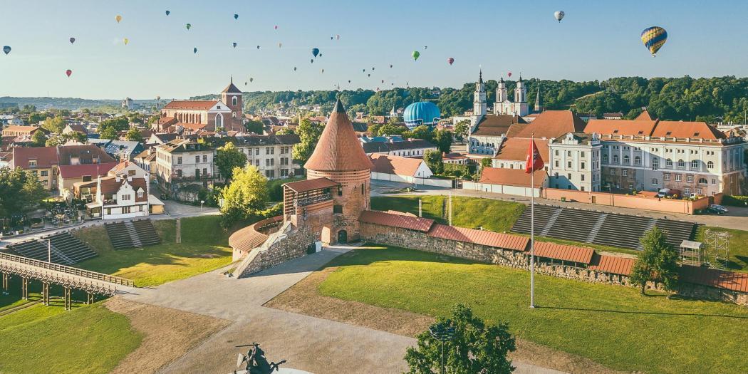 Евтини самолетни билети до Каунас