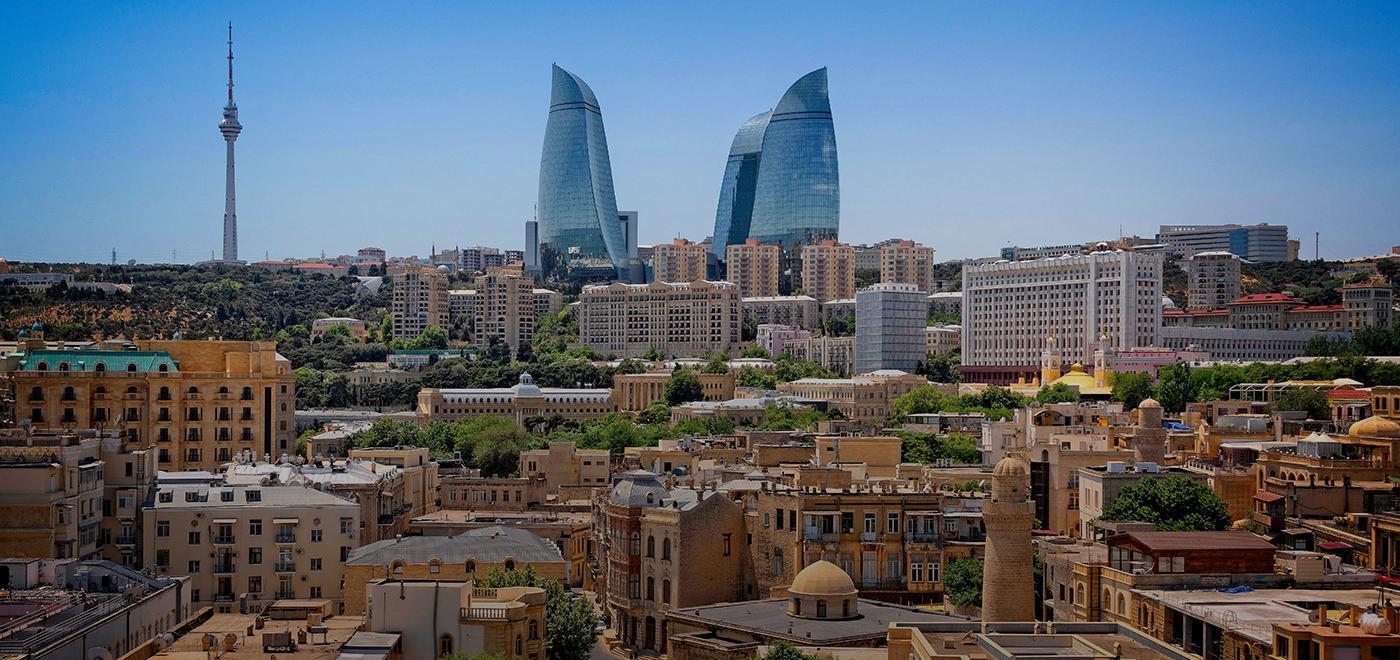 Евтини самолетни билети до Баку