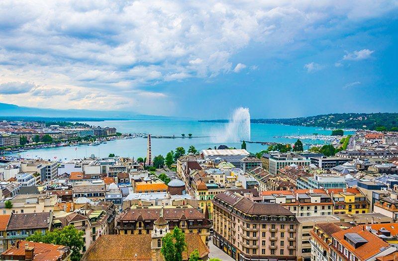 Евтини полети до Женева
