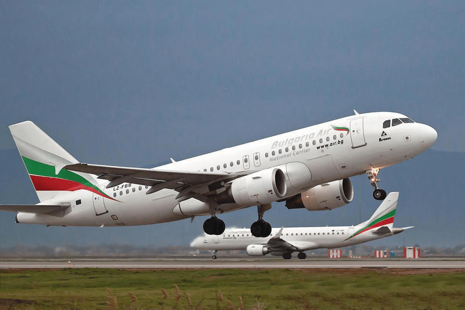 , Bulgaria Air Самолетни билети